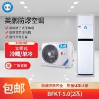 江西防爆空调 BFKT-5.0生物工程用柜式防爆空调