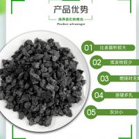 厂家直销 污水处理焦炭滤料 多种规格轻质冶金焦炭