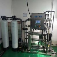 山西纯化水过滤设备安装 100吨大型反渗透