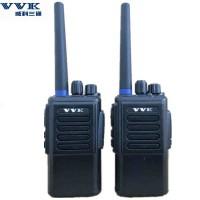 便宜对讲机手台威科三通V128大量上市锂电池通话距离远