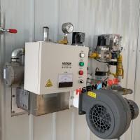 森能线性燃烧器 烘干机烤箱热风炉燃烧器|天然气催化燃烧机