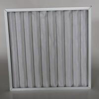 批发初效铝框可洗式过滤器过滤网无纺布板式过滤器可定制