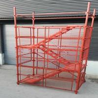 河北爬梯 笼梯式爬梯 简易爬梯 厂家供应