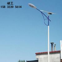 天津太阳能路灯厂家 天津农村6米路灯哪家好