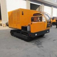 移动式野外应急发电机组 履带应急发电机组厂家定制
