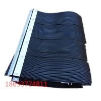 阻燃耐磨250*6防尘帘  定制型号 硅胶材质效果更好