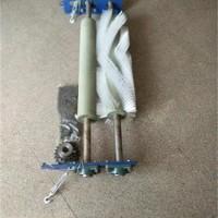 合金橡胶清扫器 毛刷清扫器 本厂生产各类清扫器