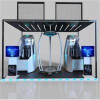 9D VR太空舱 动感舒适 完全同步 360°无死角