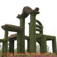仿真植物绿雕定制设计厂家一站式服务价格制作