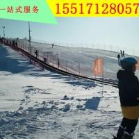 景区魔毯上下山代步工具 轻松爬坡滑雪场魔毯