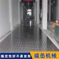 厂家直定铸铁检测平台 铸铁平台生产厂家 维持原定价格
