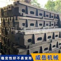 天津 条形地轨铸铁地轨 T型槽地轨 本金售