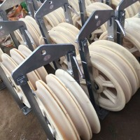 好品牌放线滑车规格 放线滑轮生产厂家