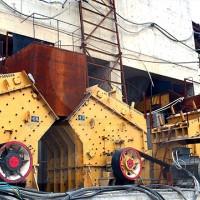 时产950吨欧版石料破碎设备线