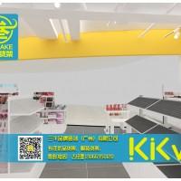 广州三牛货架旗下马来西亚kkv生活馆有良好的铺面装修和设计