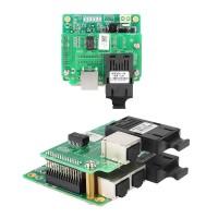 本安型5口非网管型嵌入式交换机低功耗煤矿交换机