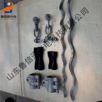 光缆金具OPGW光缆悬垂线夹预交式悬垂线夹