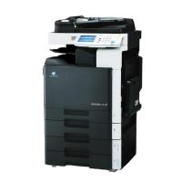 柯尼卡美能达C360彩色数码复合机打印机复印机租赁