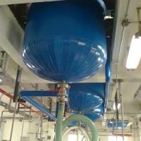 憎水岩棉板罐体设备保温工程除尘设备铝皮保温工程