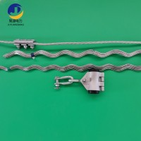 24芯OPGW光缆小档距悬垂串线夹
