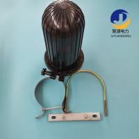 24芯PC立式塑料接头盒光缆接线盒供应