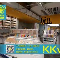 2021年广州三牛货架品牌KKV文具百货店人流量大利润高