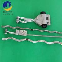 光缆直线金具OPGW光缆悬垂线夹含接地装置