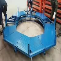 操作平台 河北建筑施工平台厂家 基坑平台 厂家加工生产