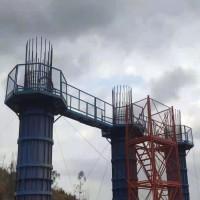 平台 路面施工梯笼 建筑组合平台 厂家型号齐全