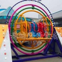 广场中小型儿童游乐设备推荐,三维太空环源头工厂优惠价格