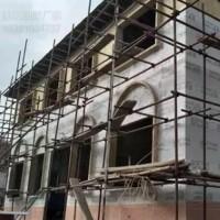 成都硅酸钙板保温防火装饰仿石材板高强装饰板