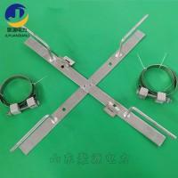 光缆余缆架定制 杆用外盘式十字型预留支架 电力通信储存架
