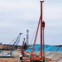 宁夏钻杆钻头-鼎峰工程机械订做10米长螺旋钻机