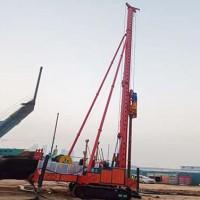 四川钻杆钻头 鼎峰工程机械订做12米长螺旋钻机