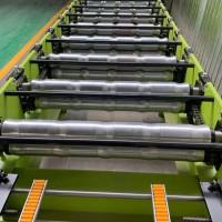 平顶山_惠民红旗压瓦机_飞龙生产钢彩瓦机械设备_可以用五十+年的彩瓦机器设备