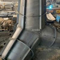 龙口海港码头四脚锥体模具产品消浪块模具规格
