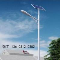 固安农村太阳能路灯,香河6米树叶臂太阳能路灯
