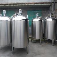 龙泉鸿谦不锈钢搅拌罐 食品搅拌罐 反应釜 源头工厂