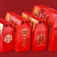 娄底年货特产礼盒订做 牛皮纸包装盒 零食水果礼品包装盒定制