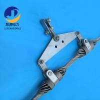 48芯ADSS光缆大档距悬垂串线夹