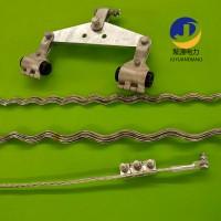 48芯OPGW光缆双悬垂线夹预绞式悬垂串
