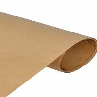 黄色牛皮硅油纸 食品级 包装纸 耐高温 防潮  厂家直销