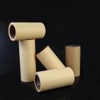 卷筒黄色离型纸  耐高温 防渗透 离型纸厂家 免费打样