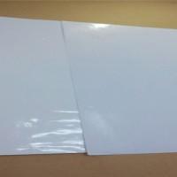 牛皮单硅离型纸 全木浆 防潮 防粘 楷诚纸业 厂家直销