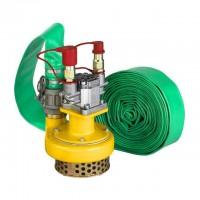 市政工业排水就用瑞典LWP 2液压潜水泵