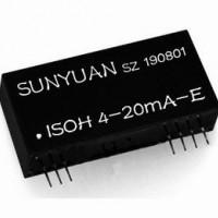 信号隔离器 4-20mA隔离调理器(用有源信号调控有源负载)