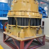 时产950吨弹簧圆锥破碎机