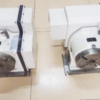 二手台湾宝嘉诚170四轴转台CNC电脑数控分度盘
