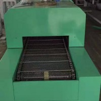 高温隧道式烘干干燥输送流水线