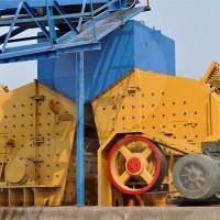 时产500吨反击式石料破碎机